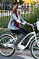 miley cyrus bike ride neighborhood 17
