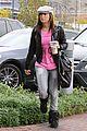 ashley tisdale dentist pink shirt 13