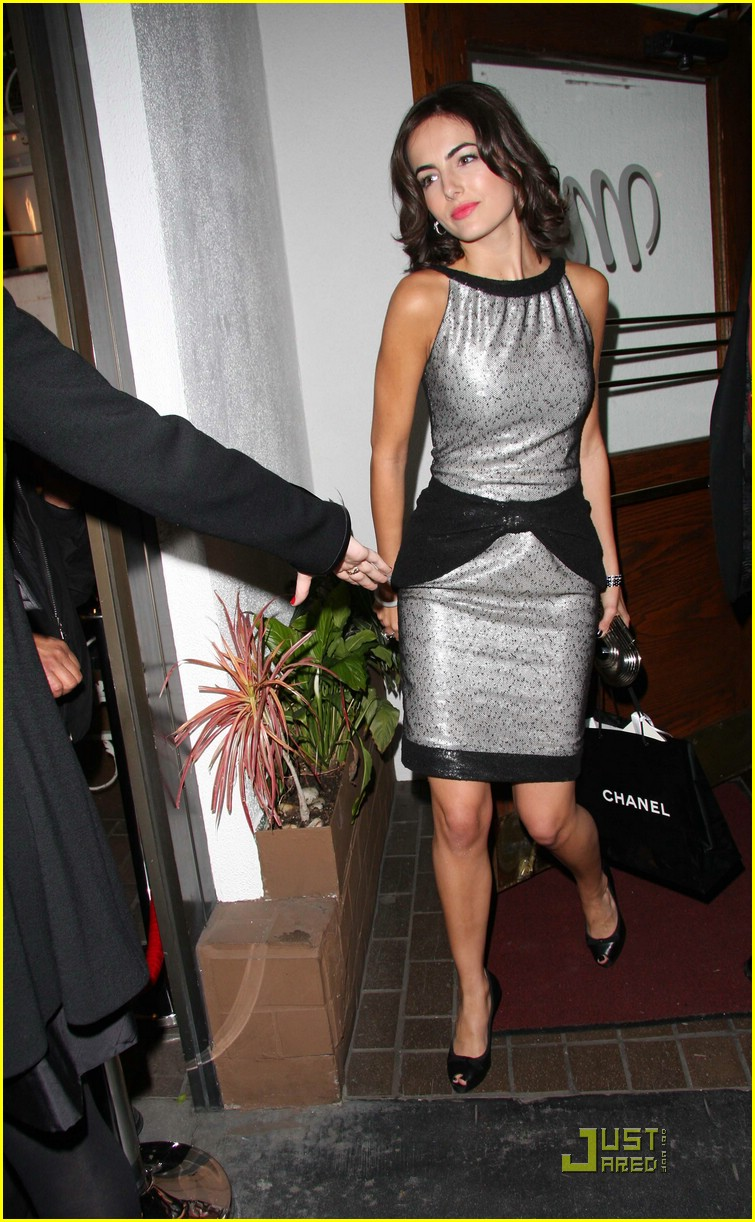 camilla belle diamonds forever 09
