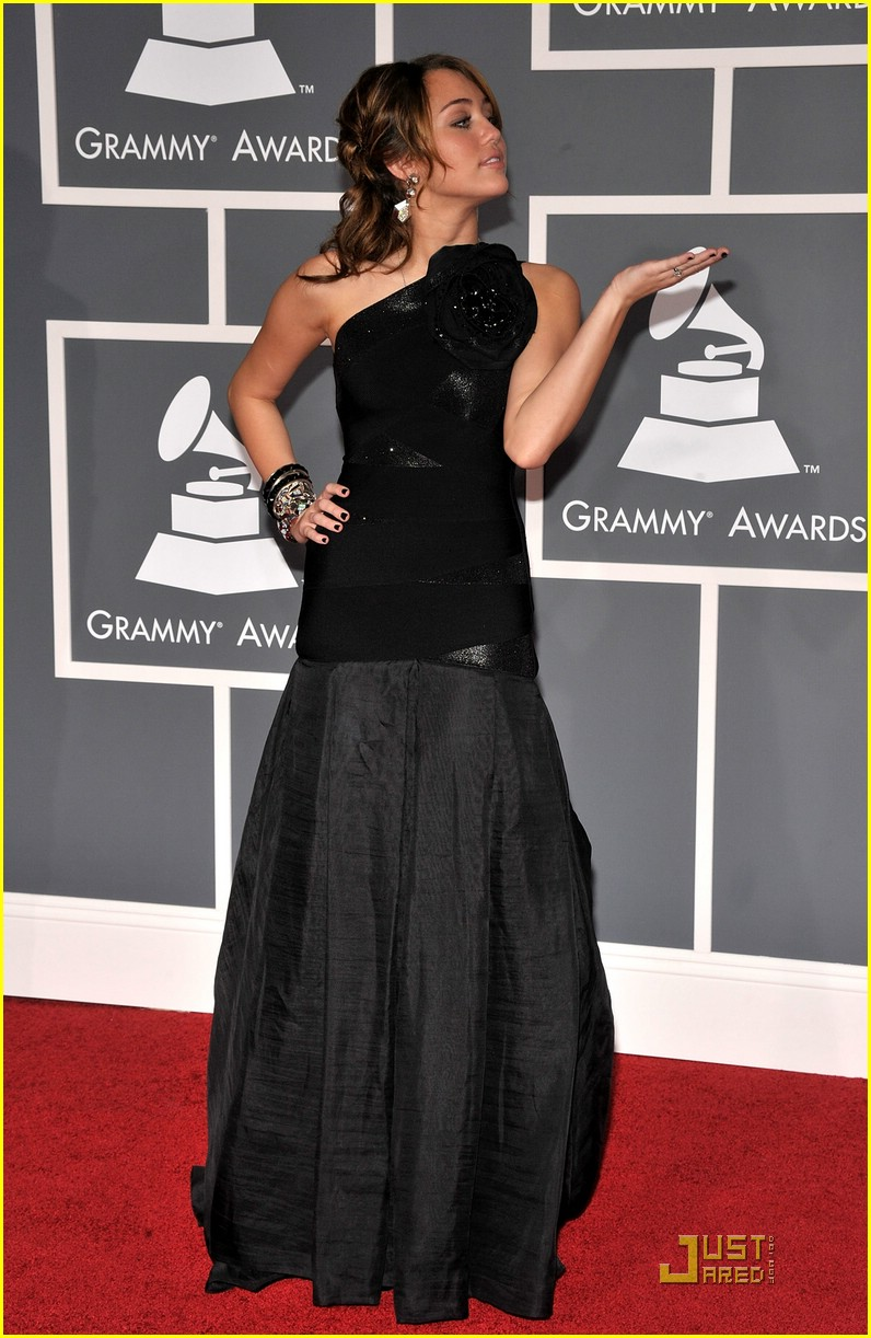 miley cyrus grammy awards 06