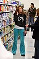 miley cyrus rite aid shopping 05