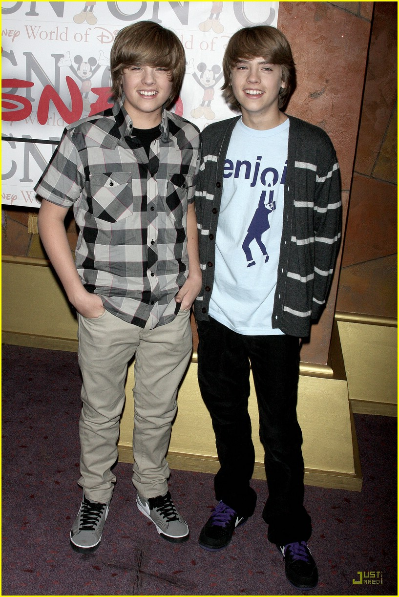 Dylan & Cole Sprouse Interview -- JJJ Exclusive | Photo ...