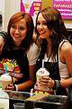 miley cyrus makes milkshake 10