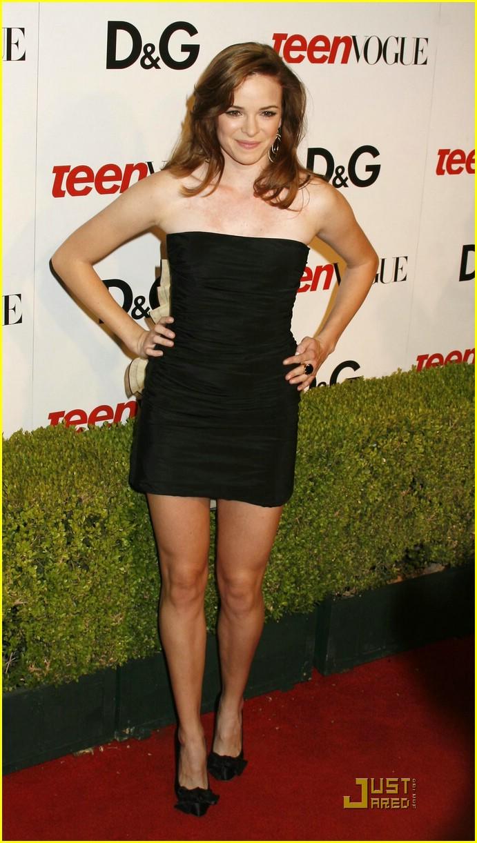 Kay Danielle Panabaker Teen Vogue 12