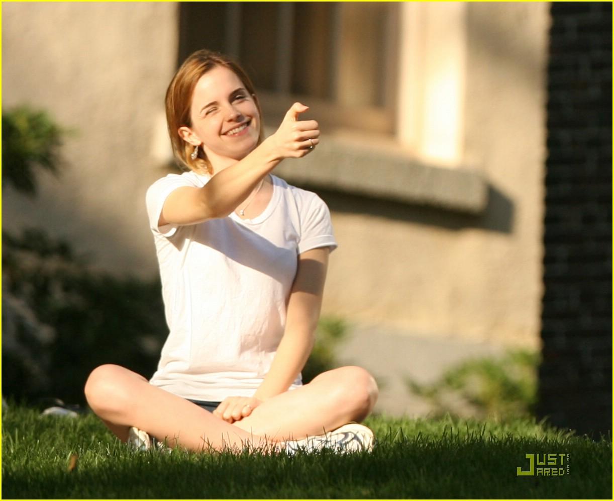 Emma Watson Brown Orientation
