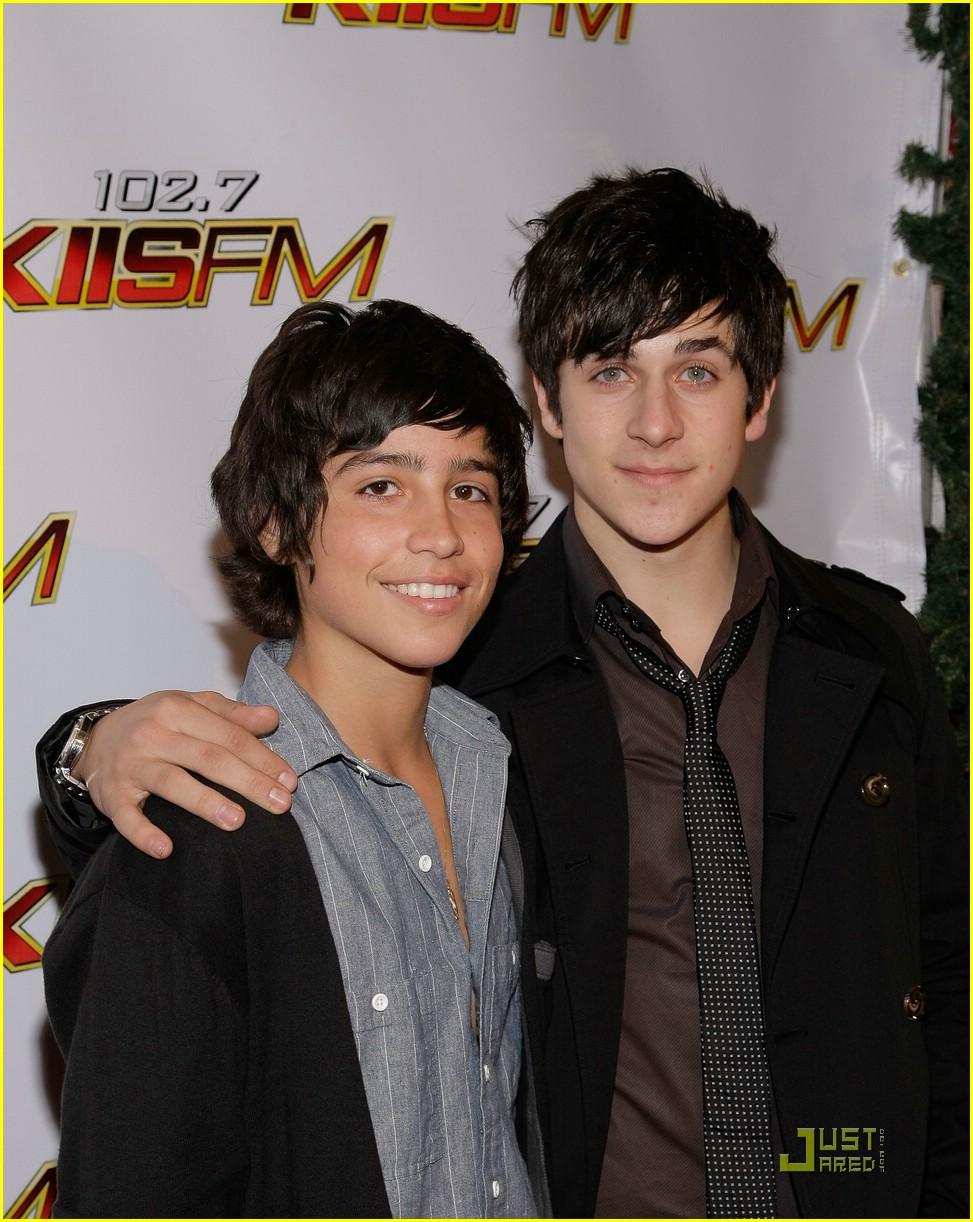 Jake T Austin And David Henrie