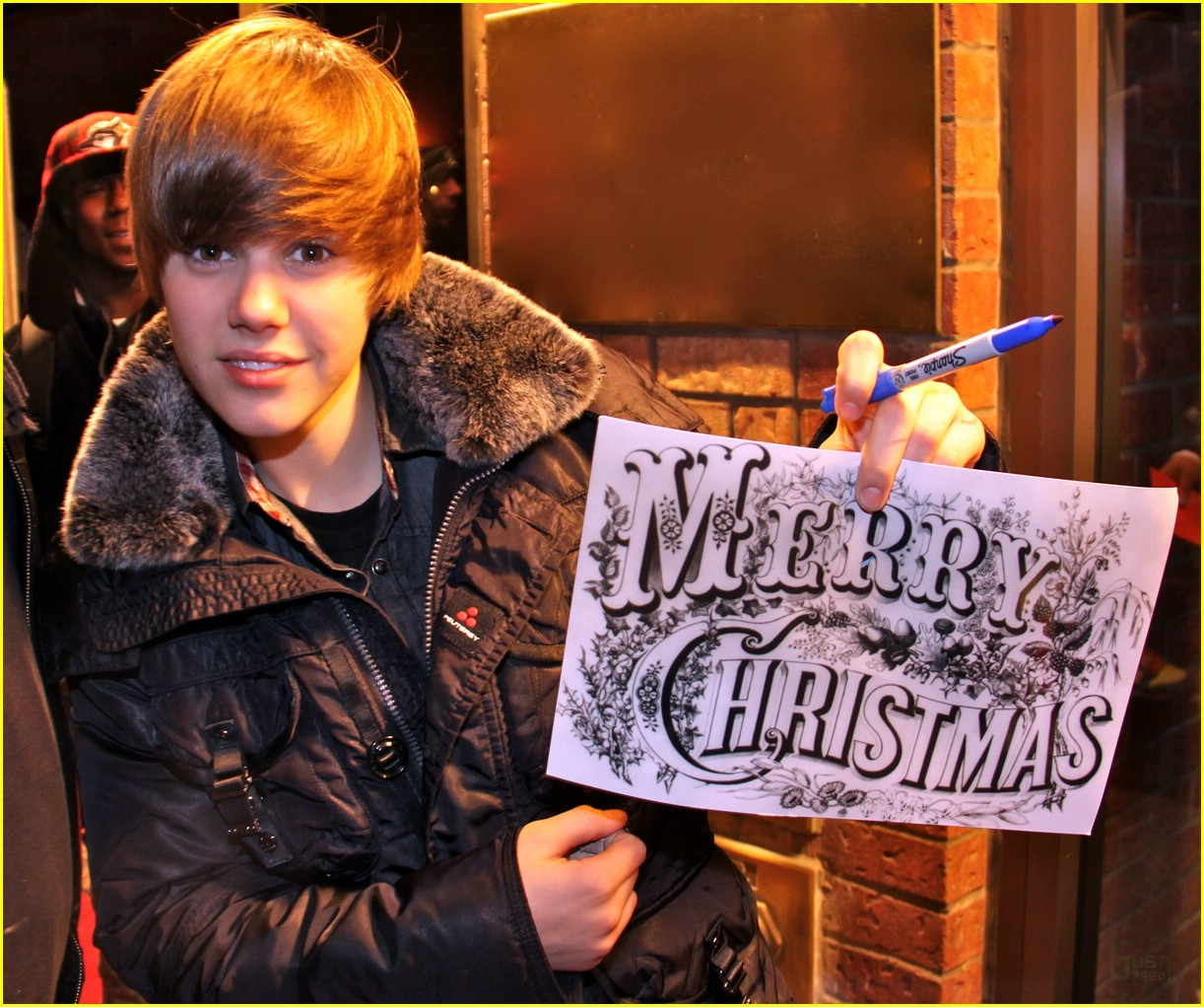 Justin Bieber: Much Music Merry Christmas! | Photo 353195 - Photo ...