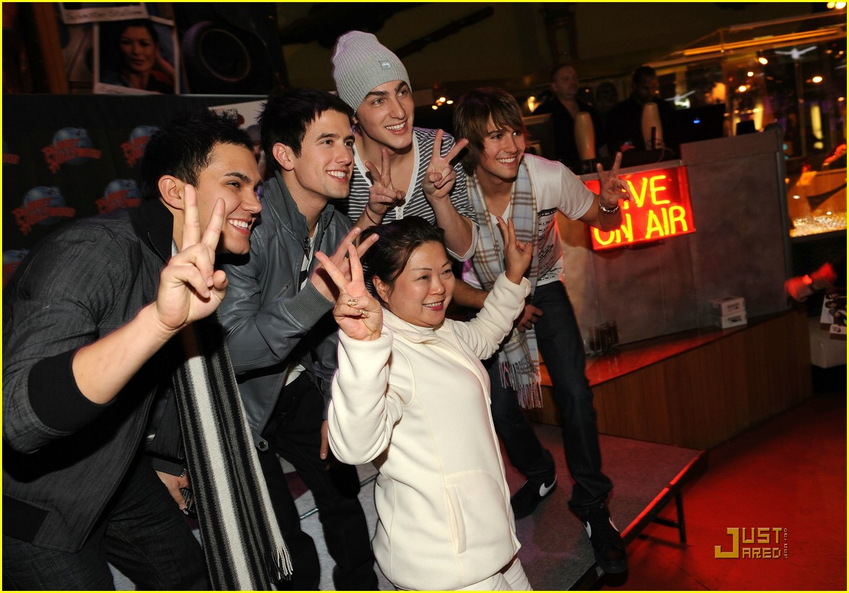 big time rush peace planet 45