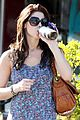 ashley greene aroma cafe 13