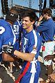 taylor lautner face sand football 15