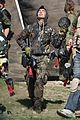 joe jonas david henrie paintball 10