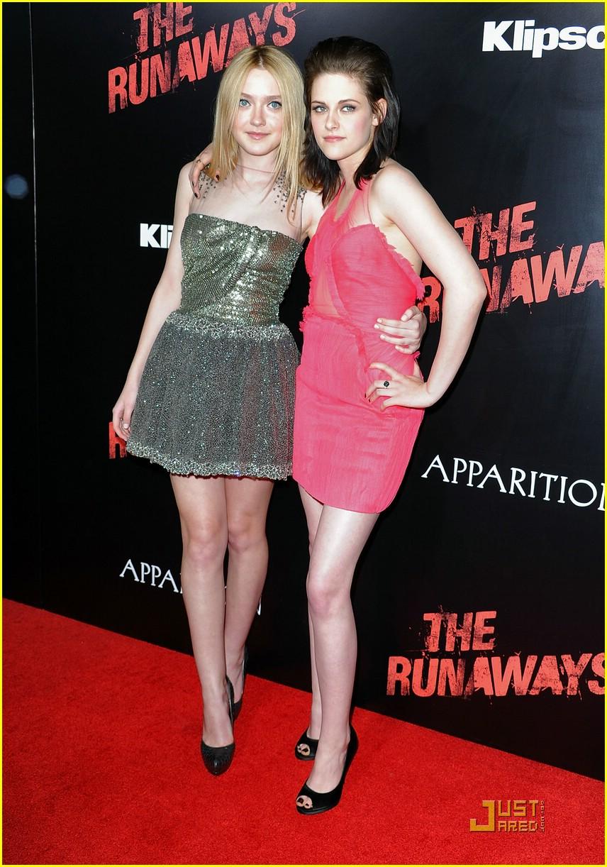 kristen stewart runaways premiere 09
