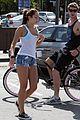 miley cyrus liam hemsworth biking 21