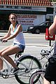 miley cyrus liam hemsworth biking 24