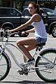 miley cyrus liam hemsworth biking 25
