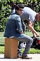 joe jonas chelsea staub fight run 26