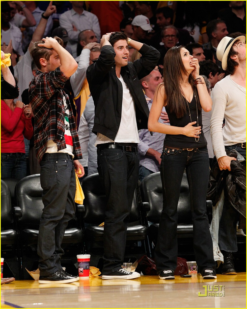 zac efron ryan rottman lakers 05