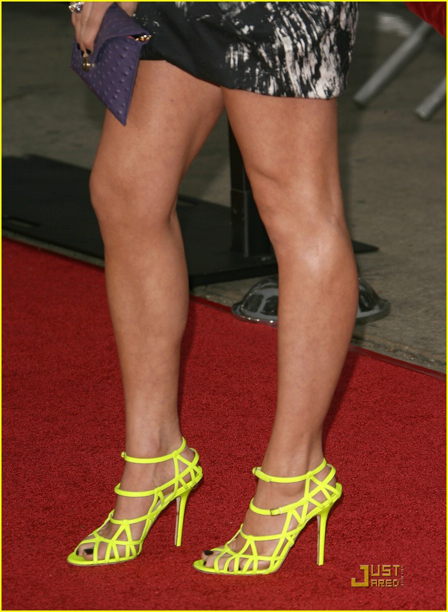 brittany snow neon heels charlie 18