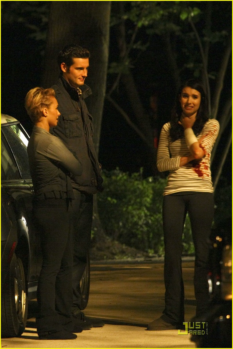 emma roberts late night shoot 06