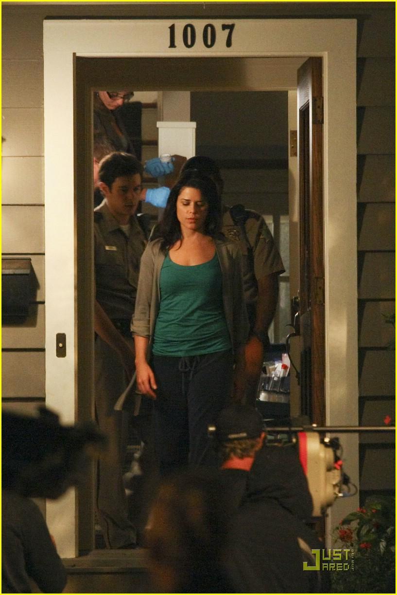 emma roberts late night shoot 09