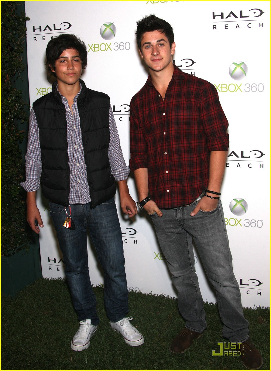 david henrie halo launch 01