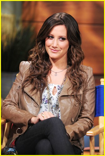 ashley tisdale food fitness 10