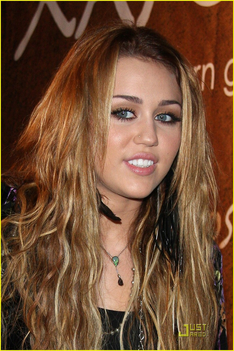 Miley Cyrus Goes Greek For Xandros | Photo 389147 - Photo ...