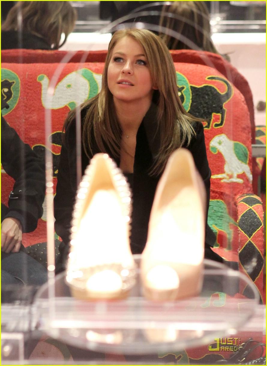 julianne hough paris shopping 08