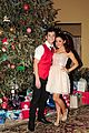ariana grande christmas party 15