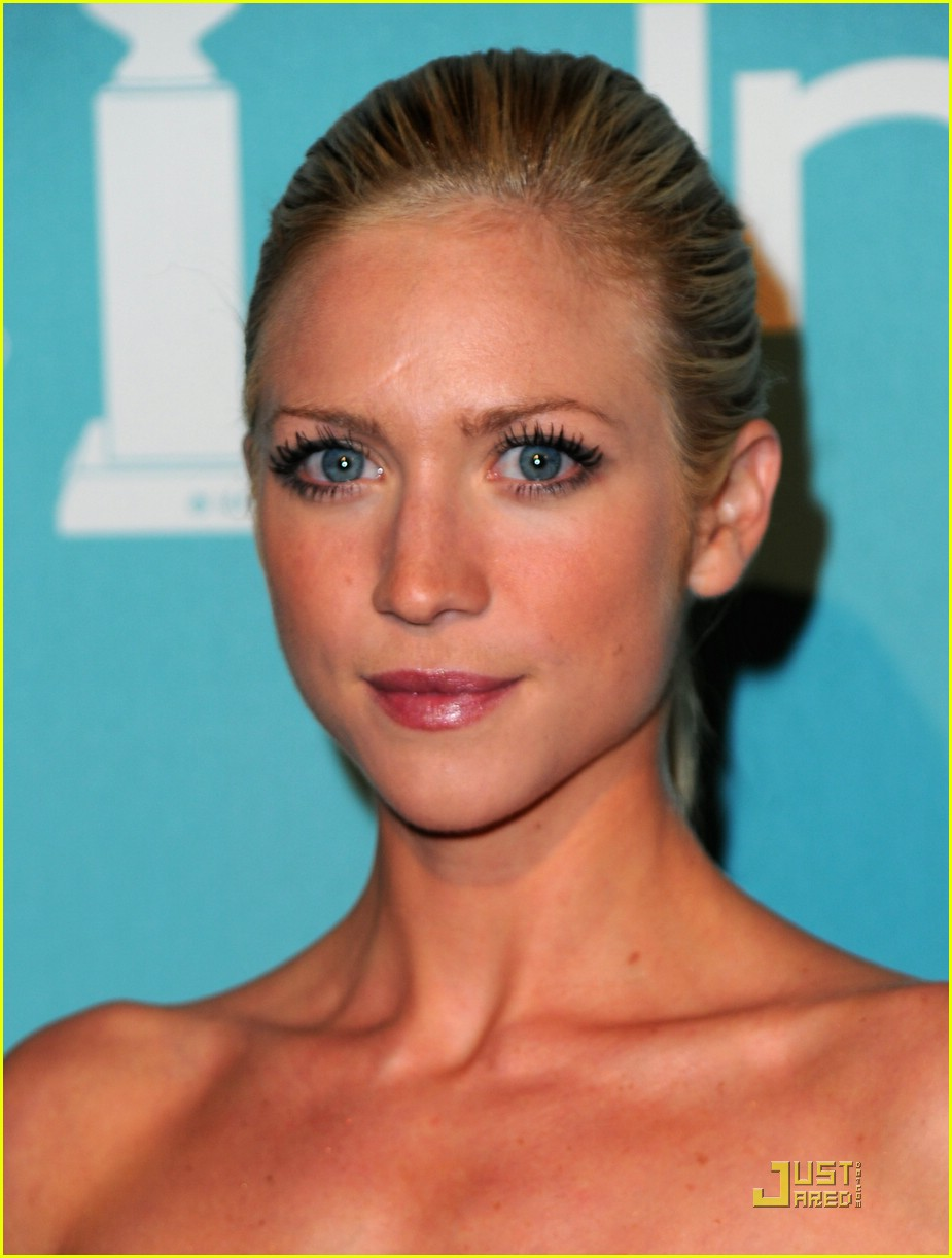 brittany snow golden globe party 11