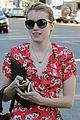 emma roberts kate moss topshop dress 06