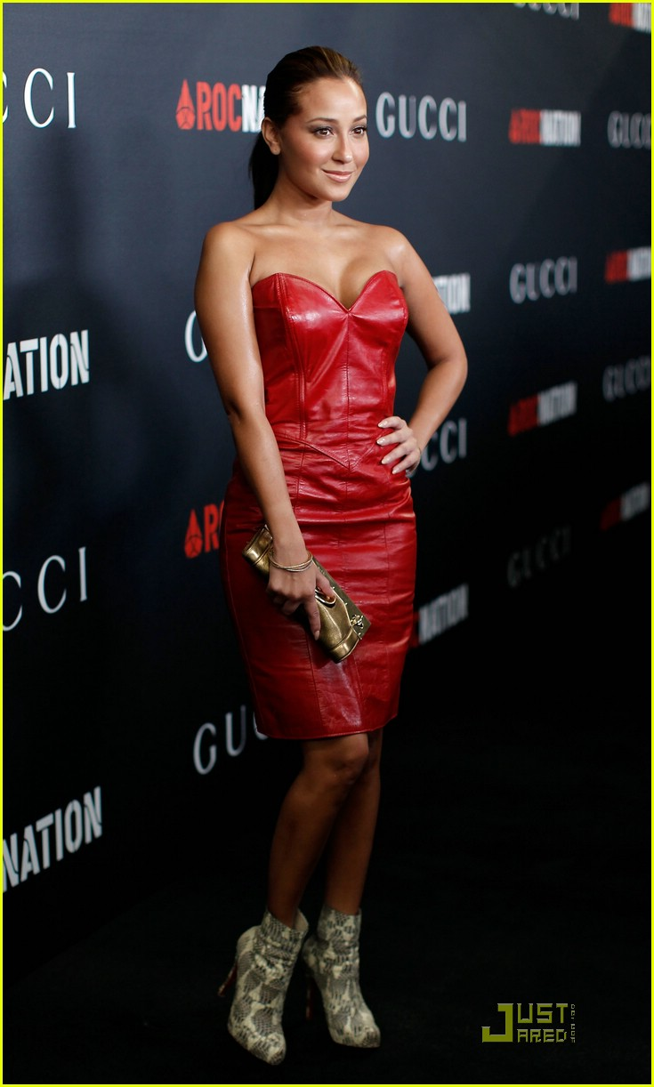 adrienne bailon roc nation 11