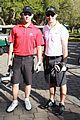 nick kevin jonas golfing 01