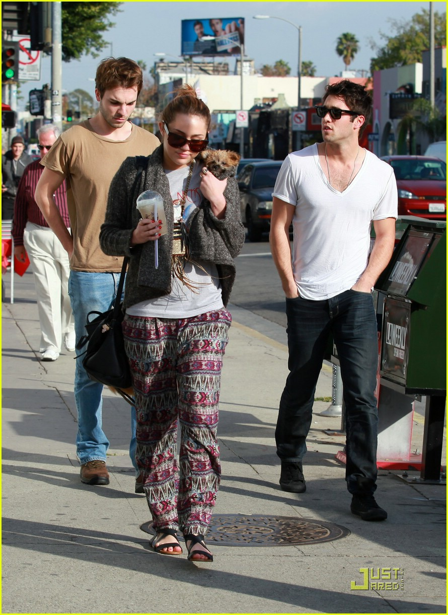 joshua bowman and miley cyrus relationship update