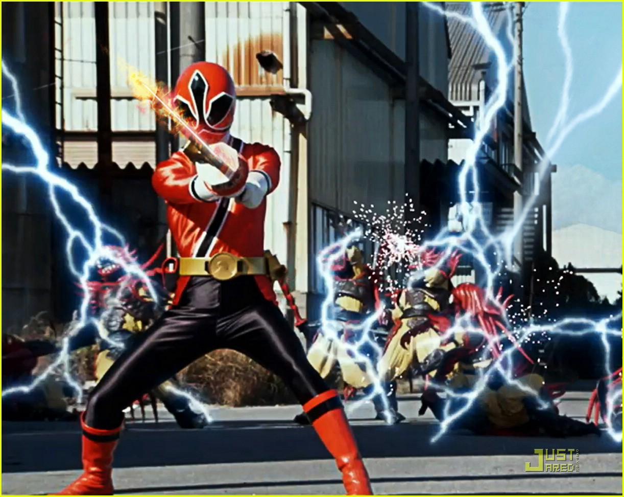 Power Rangers Samurai Premieres Monday Photo 402886 Photo