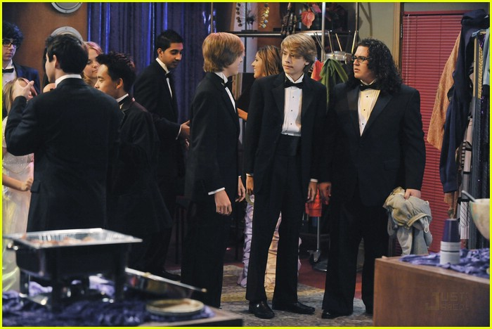 Zack & Cody Go To Prom! | Photo 405458 - Photo Gallery | Just Jared Jr.