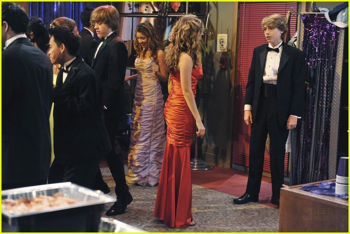 Zack & Cody Go To Prom! | Photo 405469 - Photo Gallery | Just Jared Jr.