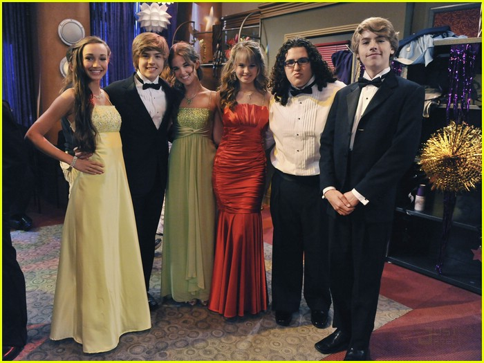 Zack & Cody Go To Prom! | Photo 405472 - Photo Gallery | Just Jared Jr.