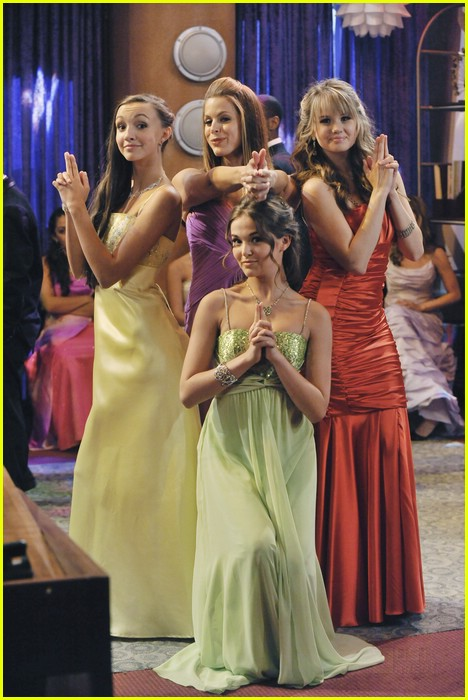Zack & Cody Go To Prom! | Photo 405473 - Photo Gallery | Just Jared Jr.