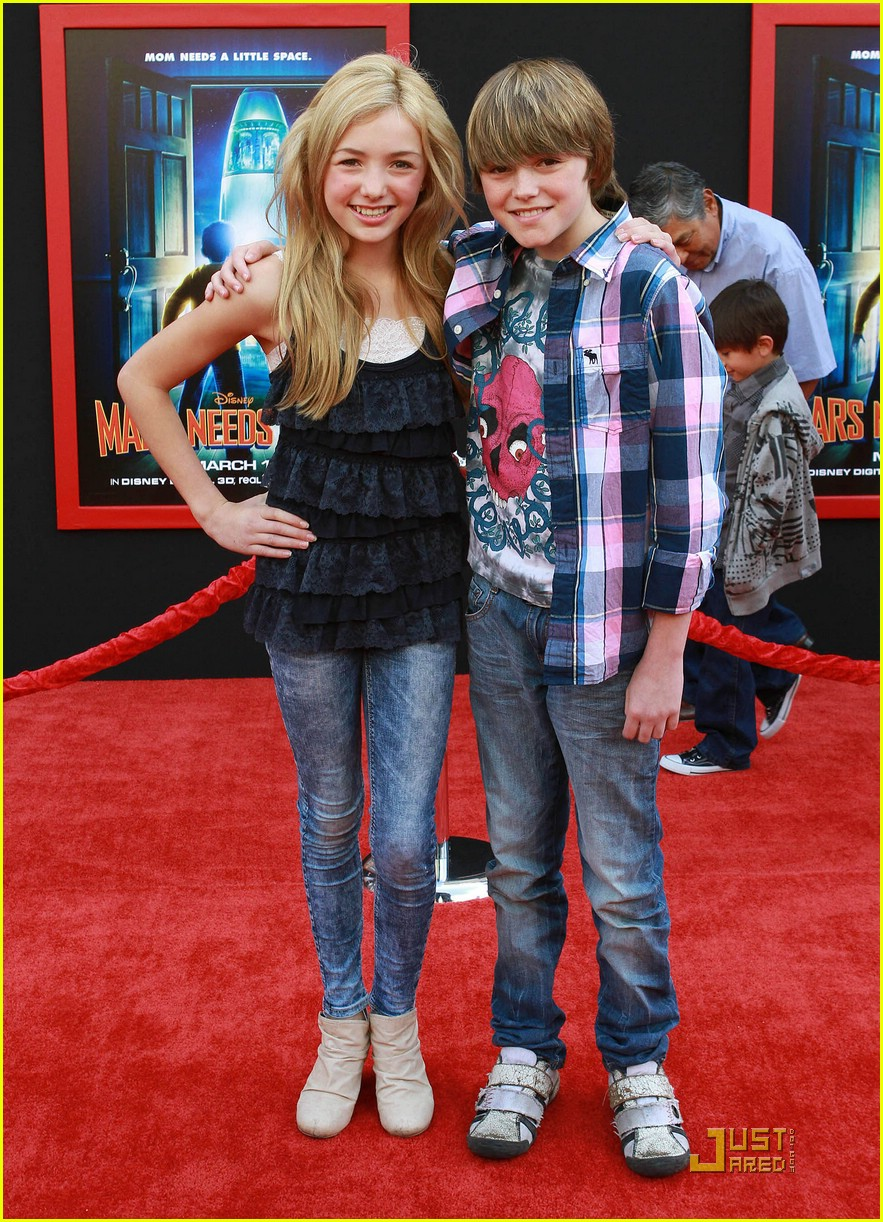 Peyton List Mars Is The Limit Photo 408587 Photo