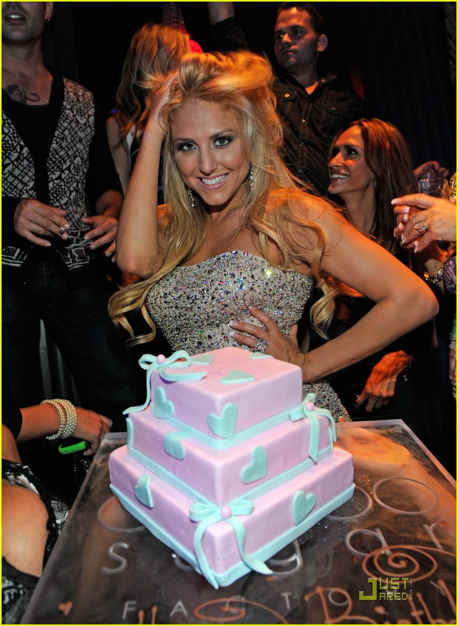Cassie Scerbo 21st Birthday Chateau Celebration Photo 414473