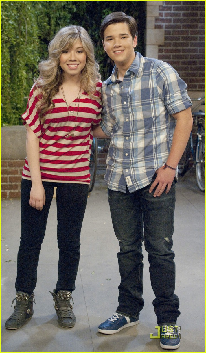 Jennette Mccurdy And Nathan Kress: Jennette McCurdy Vs. Nathan Kress: Arm Wrestle Winner