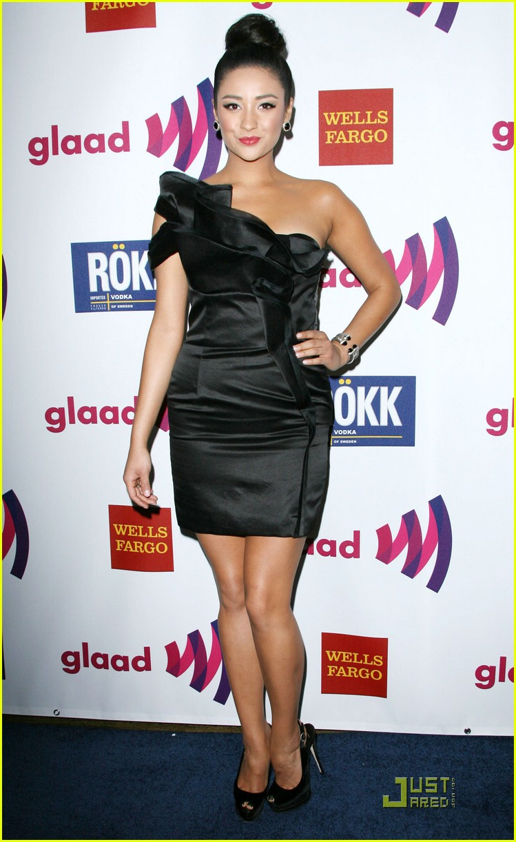 shay ashley glaad awards 03