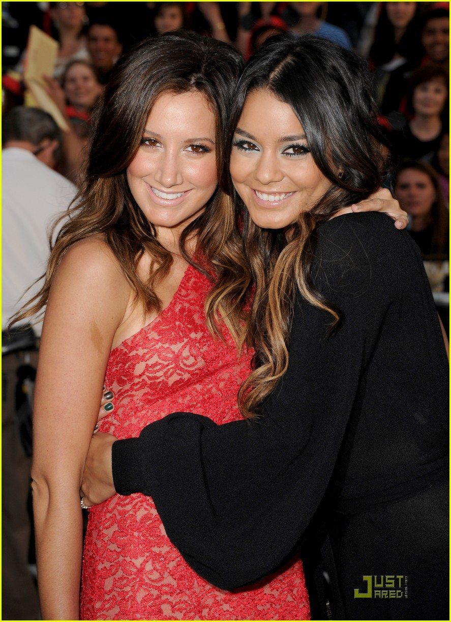 and ashley hudgens Vanessa