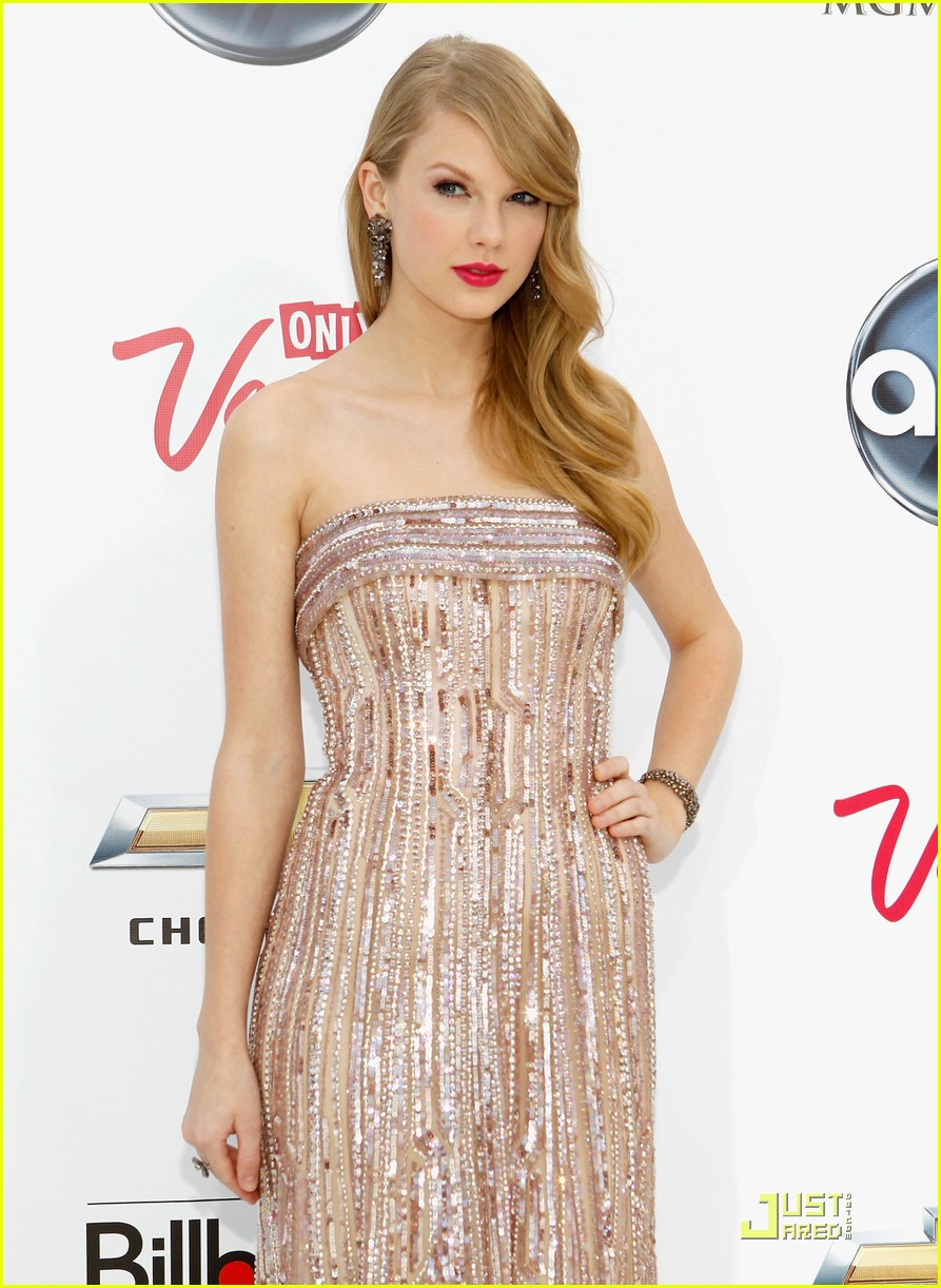 Taylor Swift Billboard Awards Dress
