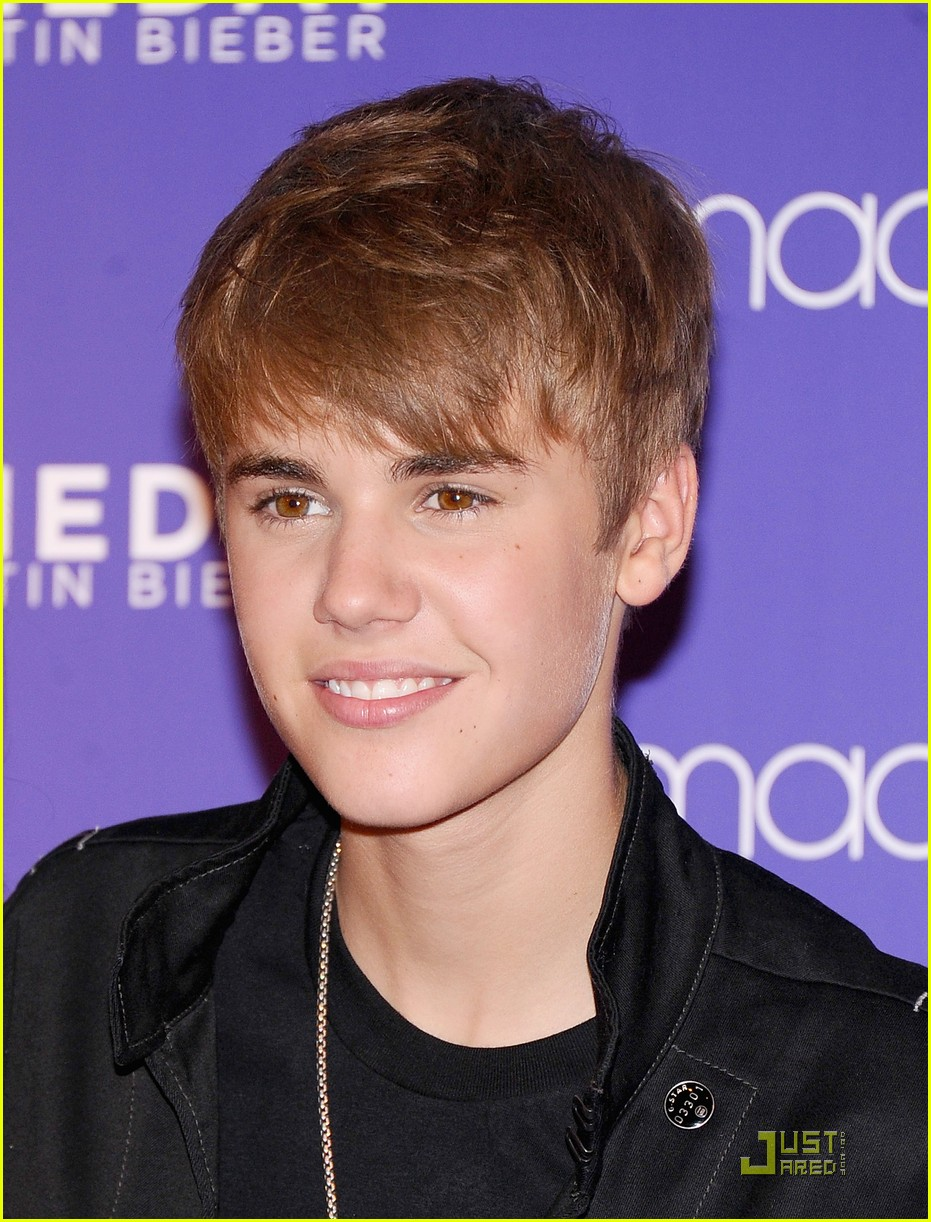 Justin Bieber Launches \'Someday\' at Macy\'s | Photo 423332 - Photo ...