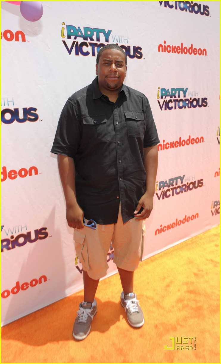 josh peck kenan thompson iparty 07