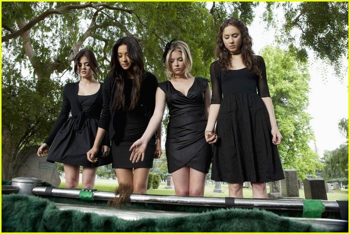 pretty liars funeral two 06