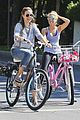 ashley tisdale haylie duff bikes 06
