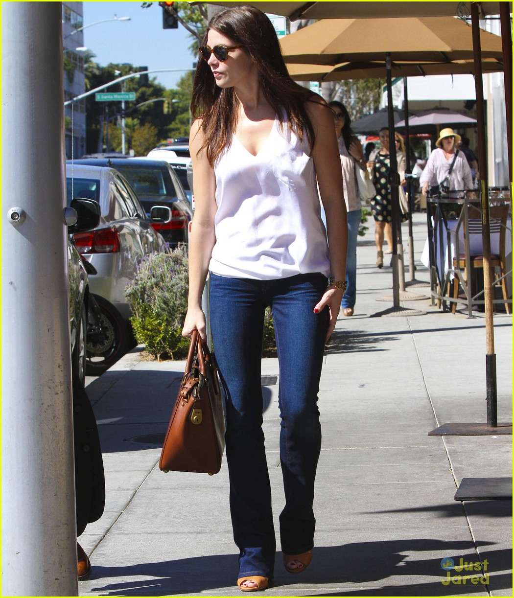 ashley greene il pastaio 22